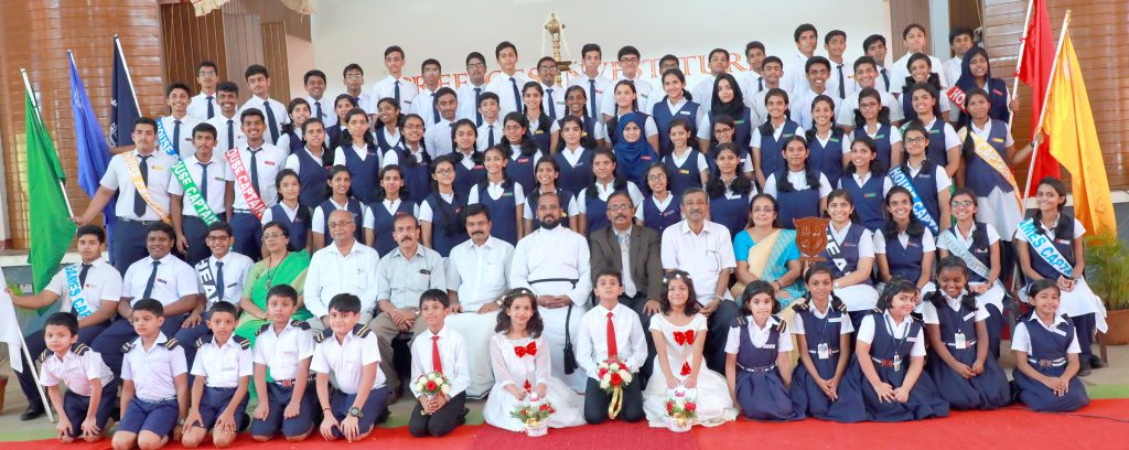 Prefects' Investiture
