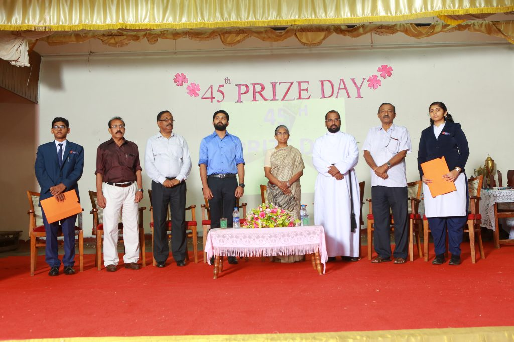 PRIZE DAY 2019