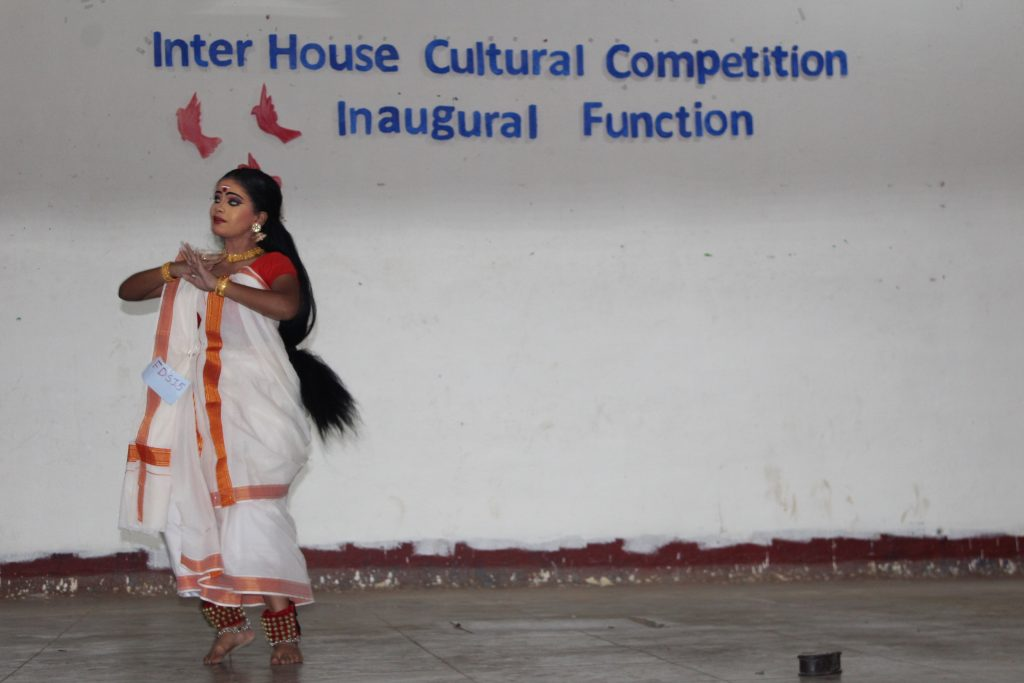 INTER-HOUSE CULTURAL COMPETITIONS